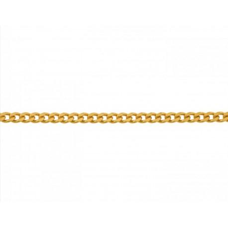 Chaine Forçat Gourmette 1mm